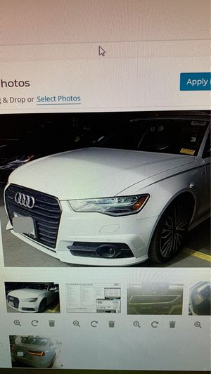 2018 Audi A6 Premium plus Sline loaded only 5,820 miles for Sale in Kirkland, WA