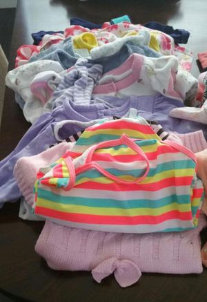 A big box full with girl clothes for Sale in Casselberry, FL