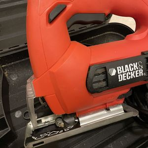 Black And Decker Jigsaw for Sale in Fort Lauderdale, FL