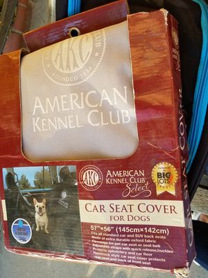 Cover seat for pets for Sale in Ontario, CA