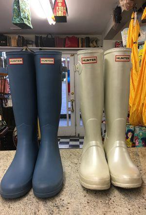 Hunter Rain Boots for Sale in Snohomish, WA