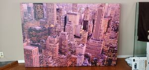 Huge beautiful New York Wall Picture for Sale in West Hollywood, CA