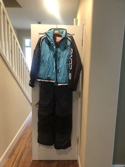 Woman's Arctiva snowmobile jacket and bibs for Sale in Beaverton,  OR