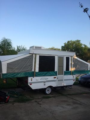 2004 Rockwood Freedom edition Pop up camper for Sale in Katy, TX
