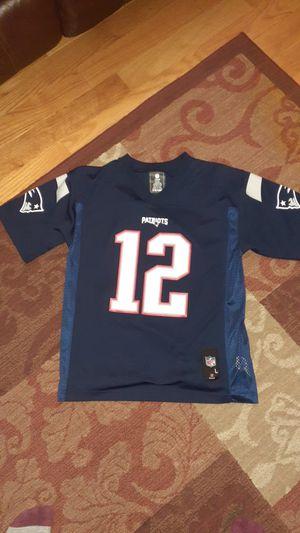 Patriots Tom Brady jersey for Sale in Franklin, MA