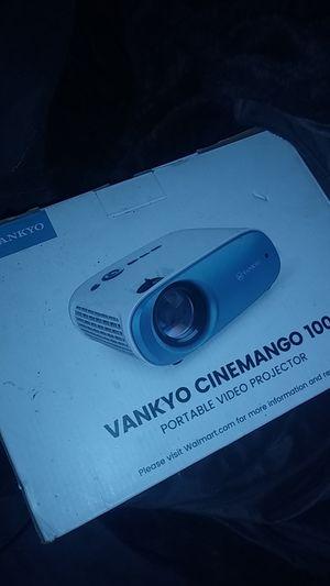 Vankyo cinemango 100 for Sale in Sacramento, CA