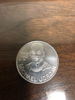 Michael Jordan 1991 Starting Lineup Collectors coin for Sale in Anaheim, CA