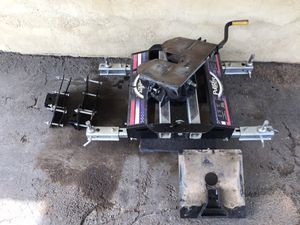PullRite 5th Wheel Hitch for Sale in Lakeside, CA
