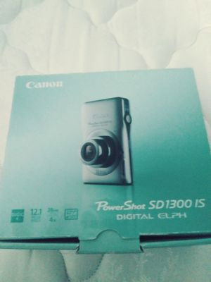 Cannon Powershot 1300 Digital Camera for Sale in Newport News, VA