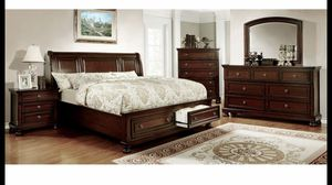 Storage bed 6 pc set for Sale in Fresno, CA