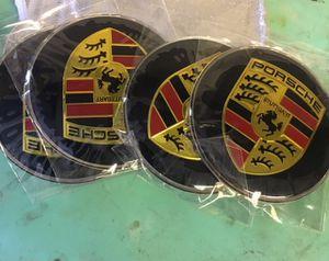 Porsche rim caps for Sale in Los Angeles, CA