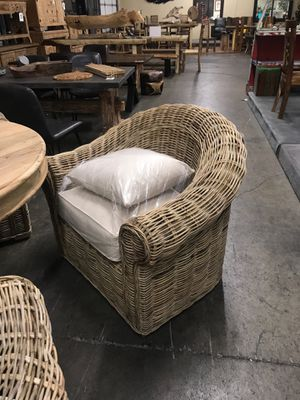 Chair W/ Cushions for Sale in Vancouver, WA