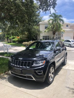 Jeep Grand Cherokee 2014 for Sale in Margate, FL