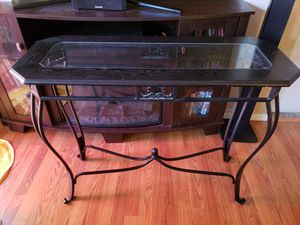 Sofa or foyer table for Sale in Mesa, AZ