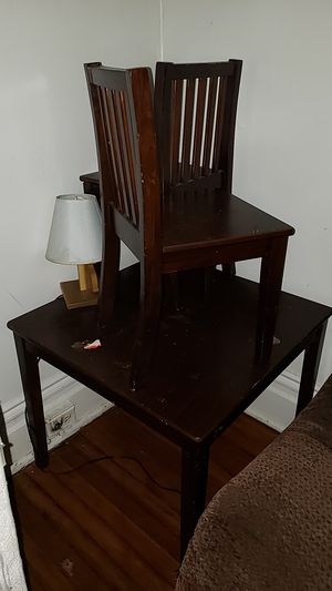 Kids table and chairs for Sale in Pittsburgh, PA
