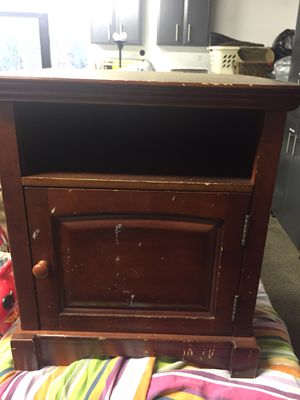 2 end tables nightstands for Sale in Spring Valley, CA