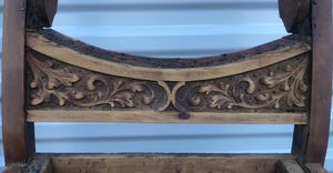 Pair 19th Cent Carved Side Chairs Antique- $50 OBO Repair for Sale in Middletown, CT