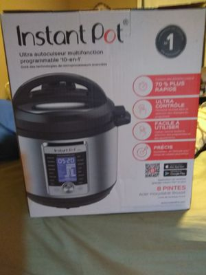 *Reduced* Instant Pot Ultra 80 for Sale in Lebanon, TN