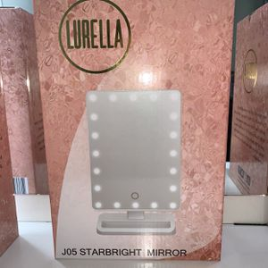 Lurella Starbright Led Makeup Mirror for Sale in Bloomington, CA