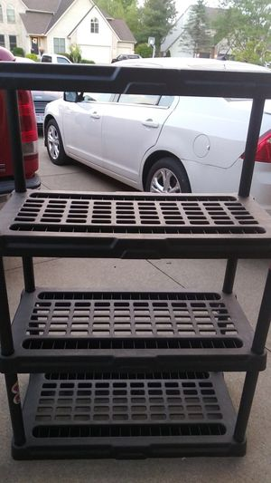Garage storage shelf for Sale in Pickerington, OH