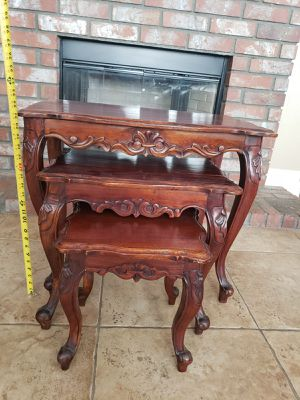 Vintage tables for Sale in Corona, CA