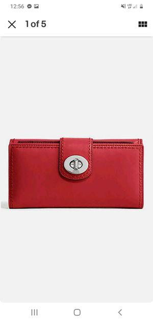 Coach wallet for Sale in Lexington, SC