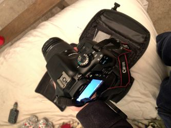 Canon Rebel EOS T6 Camera for Sale in Fort Worth,  TX