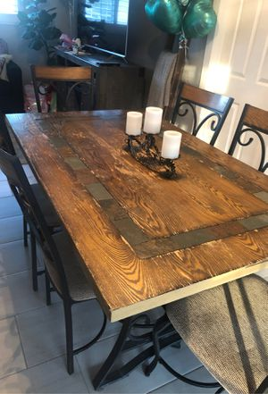 6 chair dining table for Sale in West Covina, CA