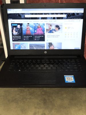 Dell hp laptop for Sale in Bradenton, FL