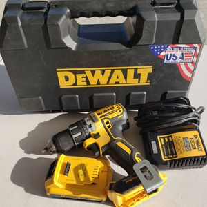 Dewalt 20V XR Drill Kit for Sale in Riverside, CA