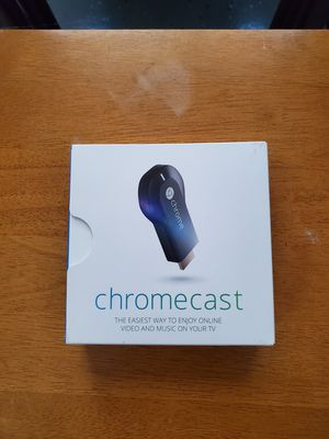 Chromecast 1st generation for Sale in Carlsbad, CA