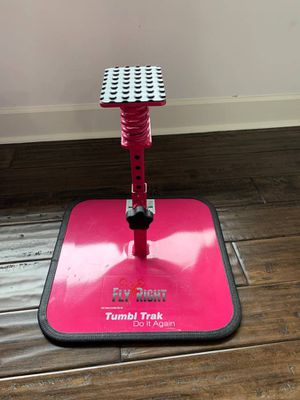 Fly Right Tumbl Track cheer stunt stand for Sale in Sammamish, WA