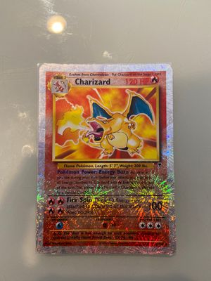 Legendary collection Charizard pokemon card for Sale in South Gate, CA