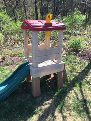 Slide and Lookout Treehouse for Sale in Haymarket, VA