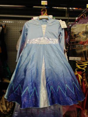 Elsa Frozen 2 Halloween costume for Sale in Jacksonville, FL