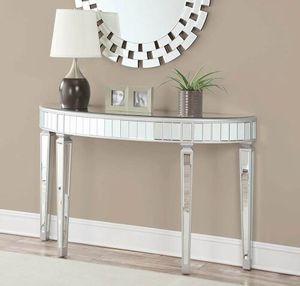 Silver Console Table for Sale in Miami Springs, FL