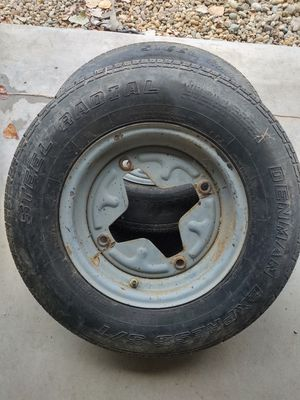 New trailer tires for Sale in Emmett, ID