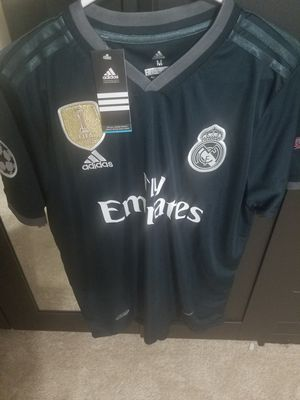 Real Madrid Size M Jersey for Sale in Manassas, VA