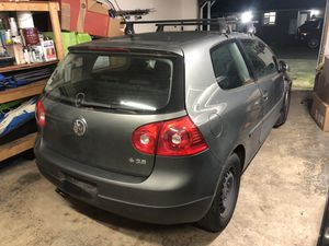 2007 Volkswagen rabbit parting out for Sale in Snohomish, WA