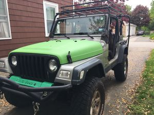 2001 Jeep Wrangler for Sale in Pawtucket, RI
