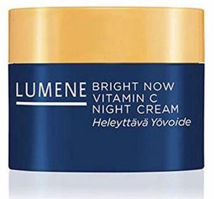 4- Lumene Bright Now Vitamin C Night Cream for Sale in Miramar, FL