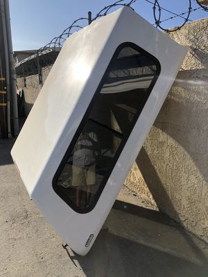 Camper shell from 09 Ram for Sale in Montclair, CA