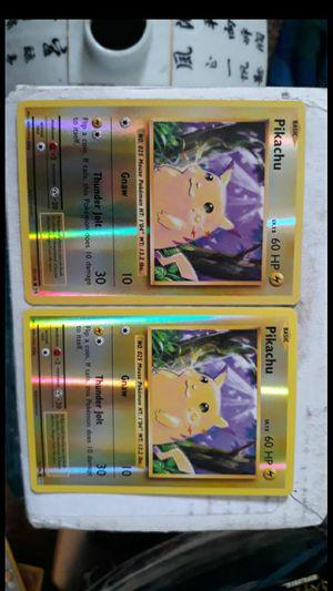 Pokemon pikachu 35/108 for Sale in Taylor, MI