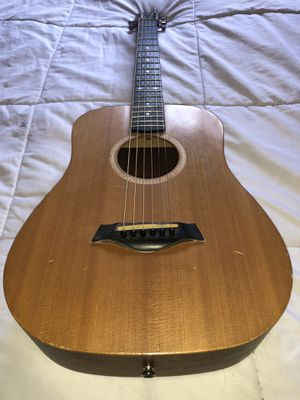 Used Taylor Baby 305 Acoustic Guitar Natural w/ Taylor Gig Bag for Sale in Mission Viejo, CA