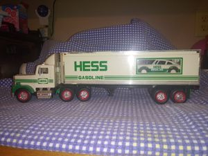 Collectible Toy Hess trucks for Sale in Martin, GA