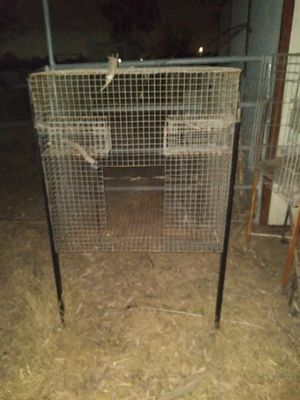 Birds cages all sizes for Sale in Bakersfield, CA