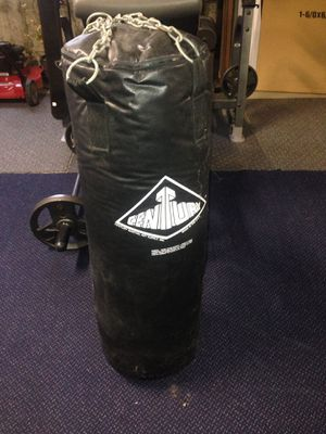 Punching Bag for Sale in Dupo, IL