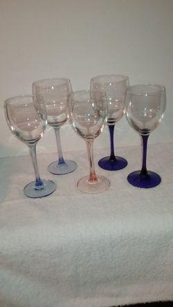 Glasses--Crystal Flutes, Wines, Shots, Napkins for Sale in Gaithersburg,  MD