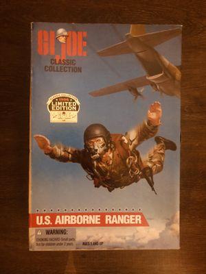 Gi-Joe Classic Edition U.S Ranger 12inch Figure for Sale in Columbus, OH