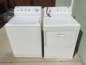 Kenmore washer and dryer FREE (you haul away) for Sale in Benicia, CA